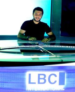 That's me. I don't work at LBC.