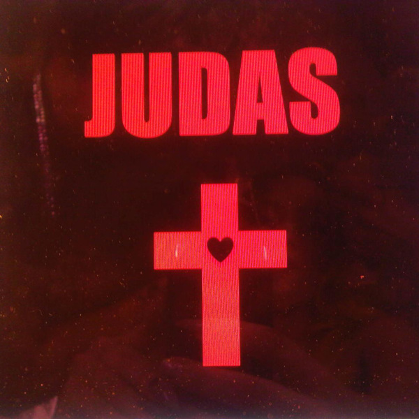 lady gaga hair single artwork. house hair Lady Gaga Judas