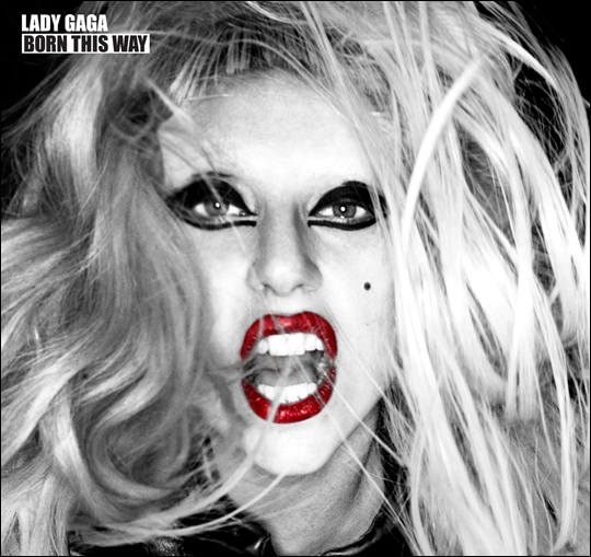 lady gaga born this way deluxe edition album artwork. of Lady Gaga#39;s new album,