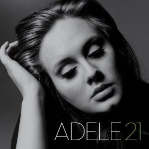 Adele - 21 - album cover
