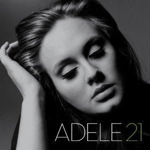 Adele - 21 - album cover