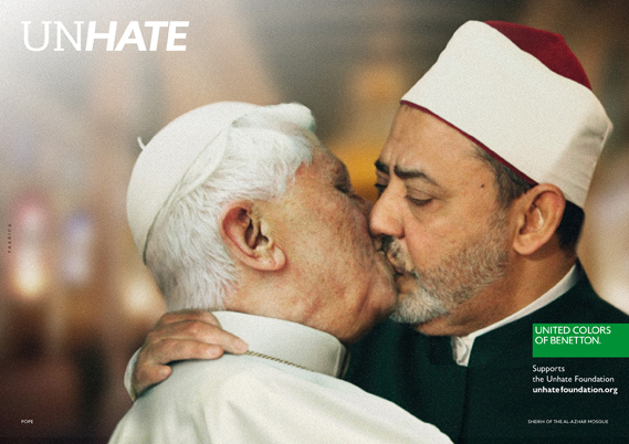 The Pope and Sheikh Al Azhar