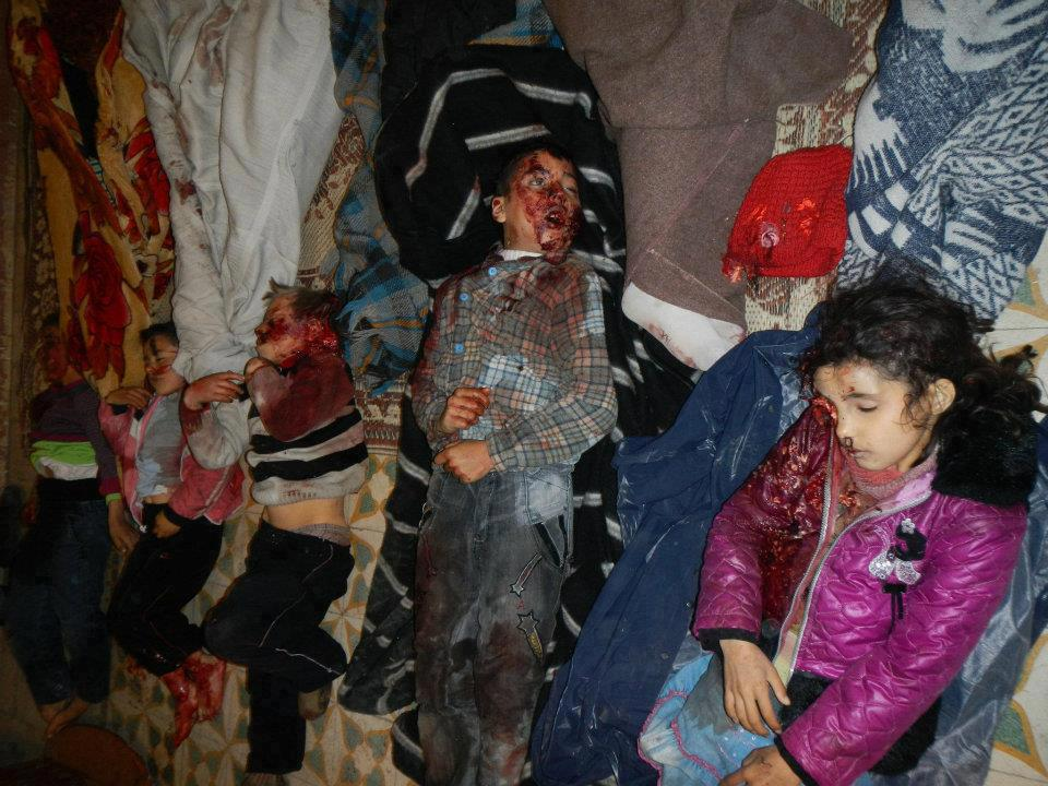 Houla Massacre Syria – 18 | A Separate State of Mind | A ...