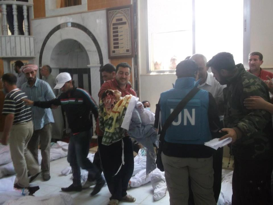 More Pictures from the Syrian Houla Massacre | A Separate ...