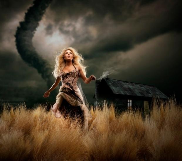 Blown Away Carrie Underwood (Lyrics On Screen) - YouTube