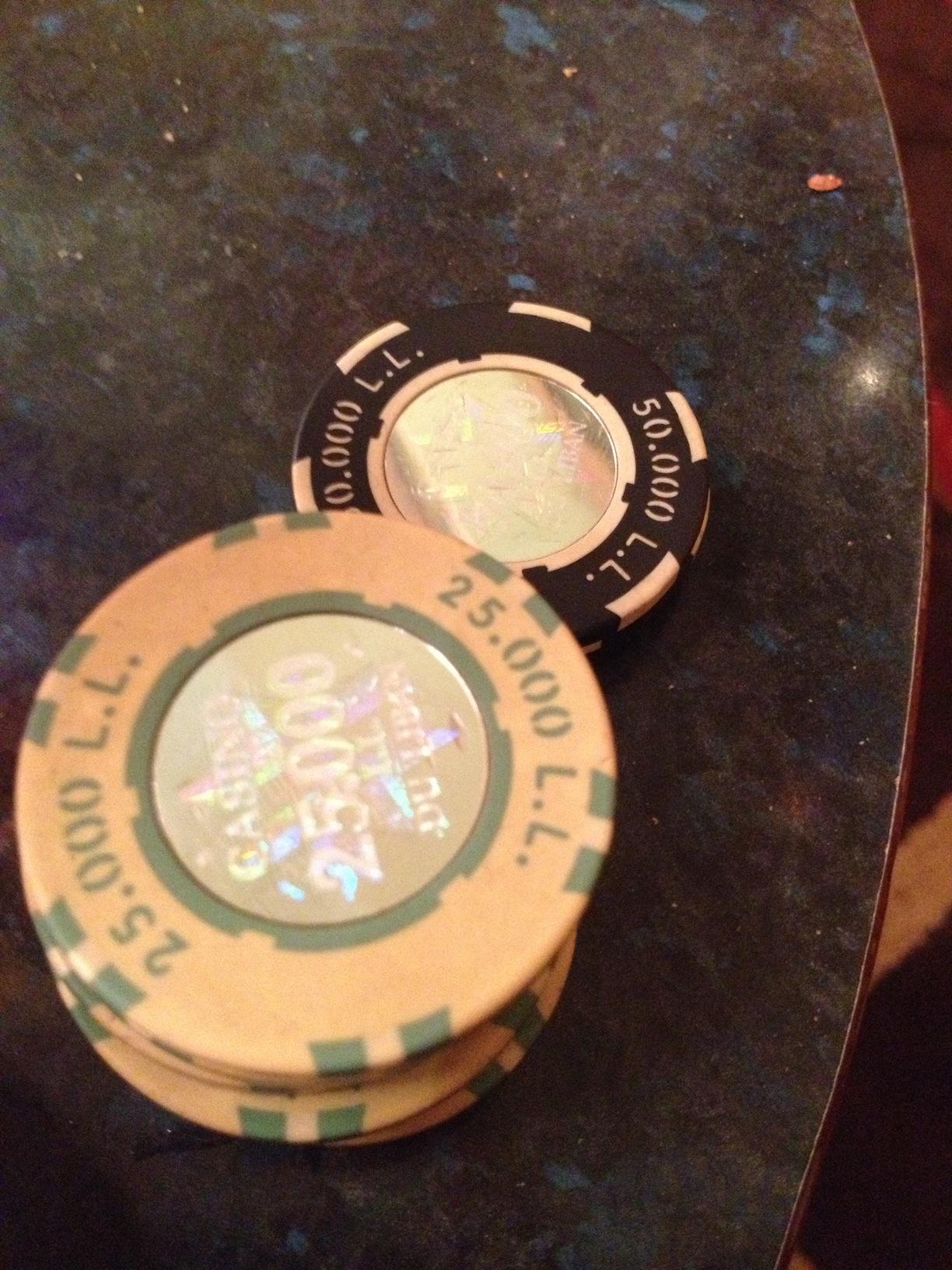 Rubicon casino poker