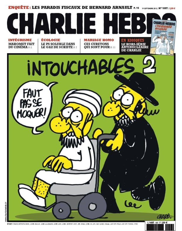 charlie-hebdo-anti islam Muhammad cover