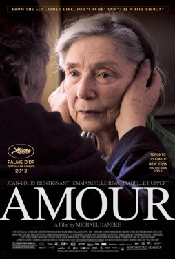 Amour 2012 Movie Poster