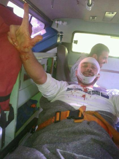 Taratattata to the hospital! Woohoo!