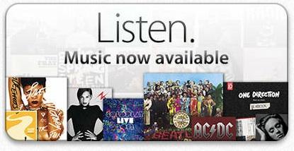 iTunes Music Store Lebanon