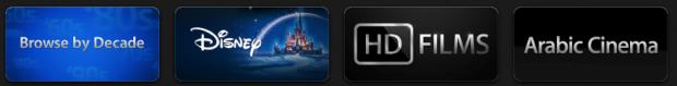 Lebanese iTunes Store movies
