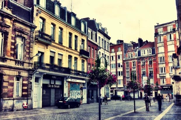 Lille France Street