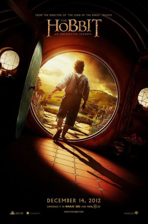 The Hobbit Movie Poster An Unexpected Journey Peter Jackson