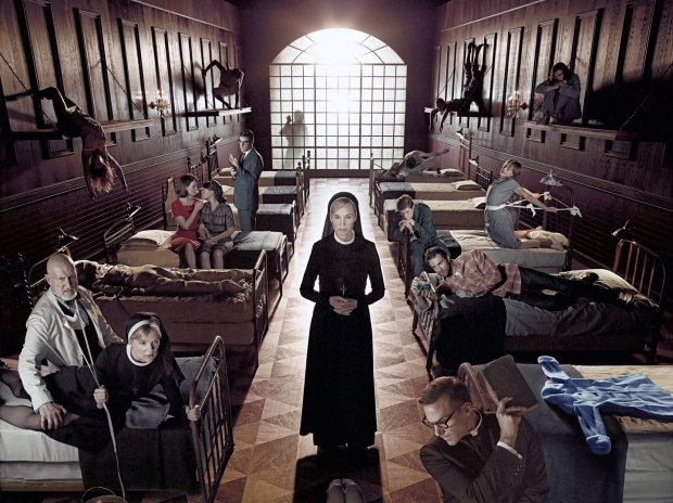 American Horror Story Asylum TV Show series