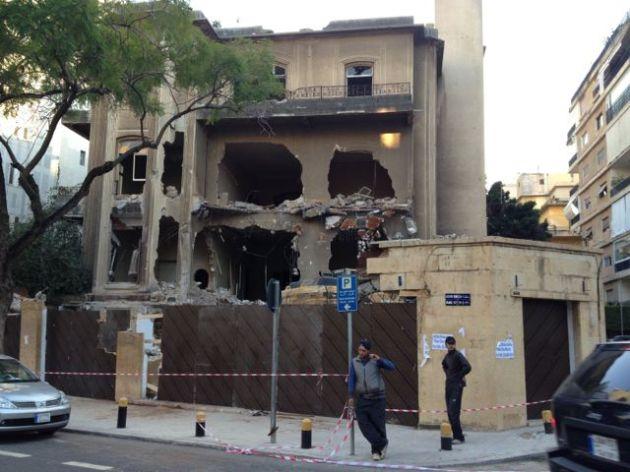 Amin Maalouf's Home Beirut