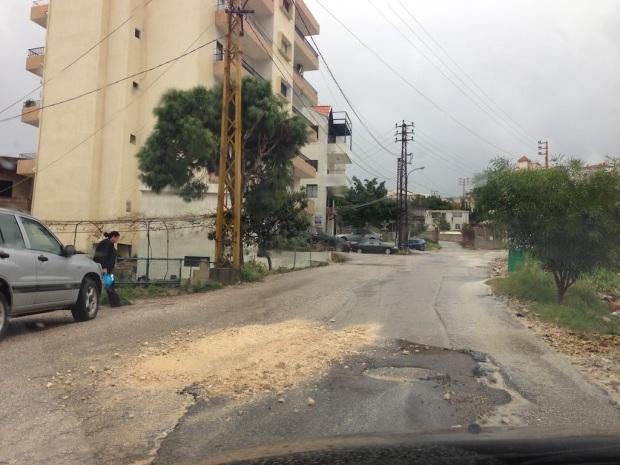 Batroun Road Lebanon - 1