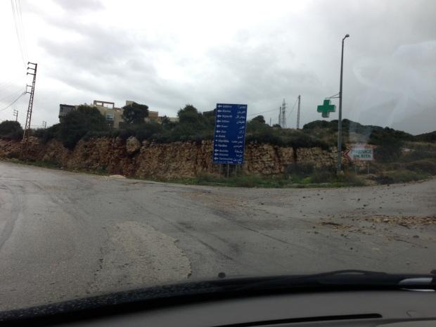 Batroun Road Lebanon - 10