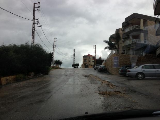 Batroun Road Lebanon - 12