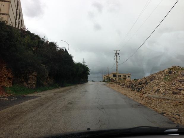 Batroun Road Lebanon - 13