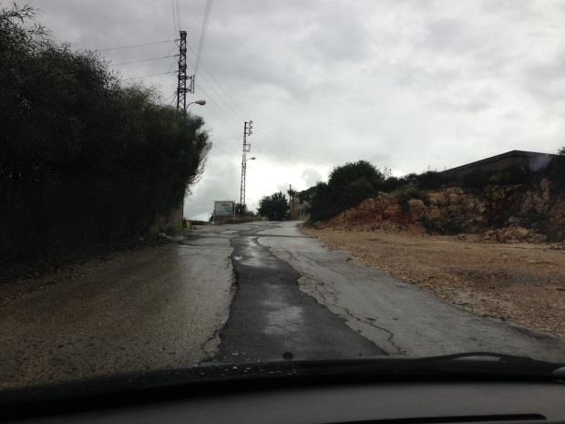 Batroun Road Lebanon - 15