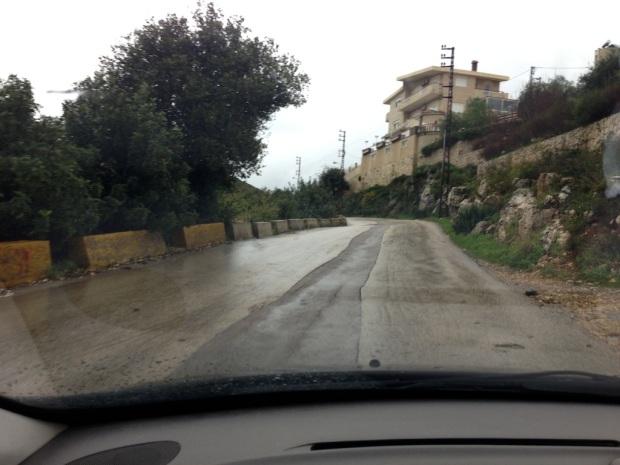 Batroun Road Lebanon - 16