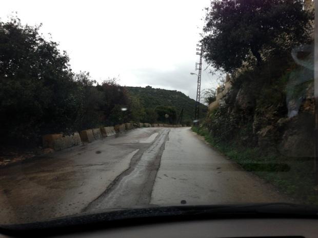 Batroun Road Lebanon - 17