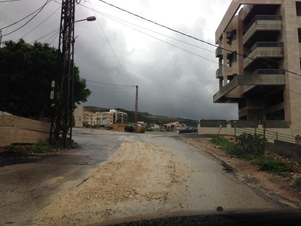 Batroun Road Lebanon - 2