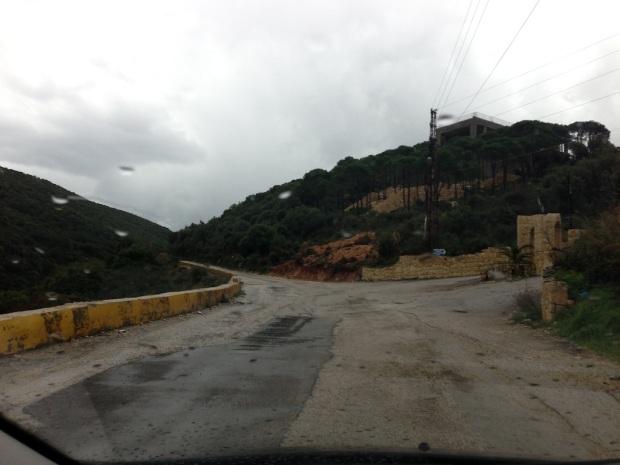 Batroun Road Lebanon - 20