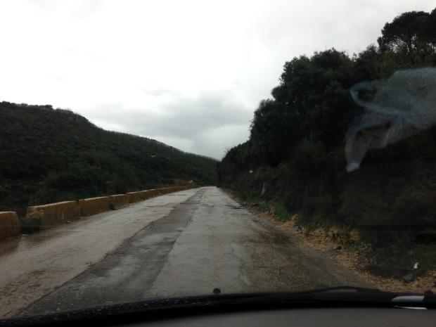 Batroun Road Lebanon - 21