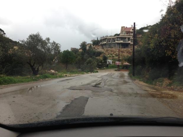 Batroun Road Lebanon - 24