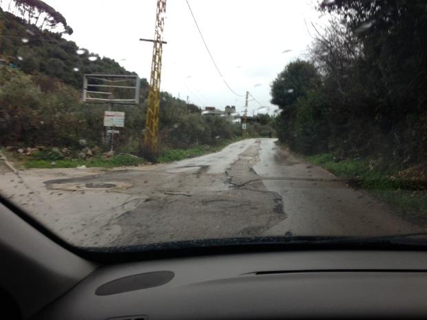 Batroun Road Lebanon - 27
