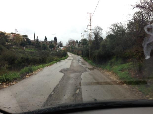Batroun Road Lebanon - 29