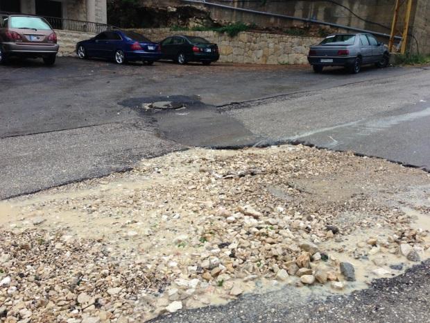 Batroun Road Lebanon - 3