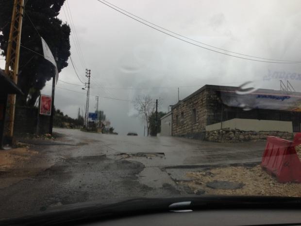 Batroun Road Lebanon - 31