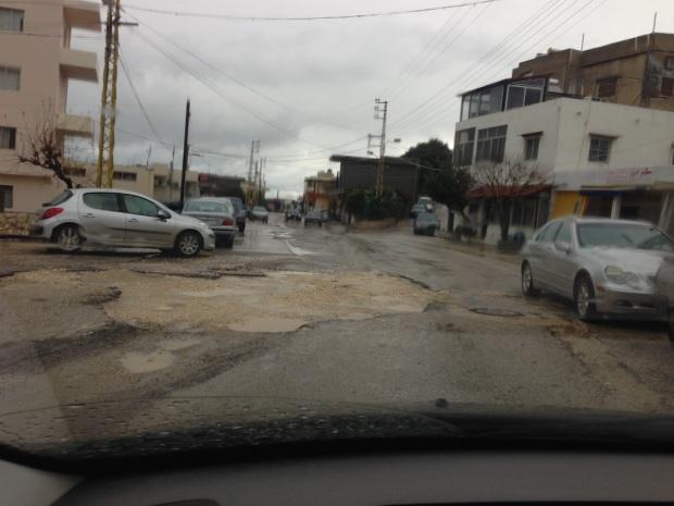 Batroun Road Lebanon - 38