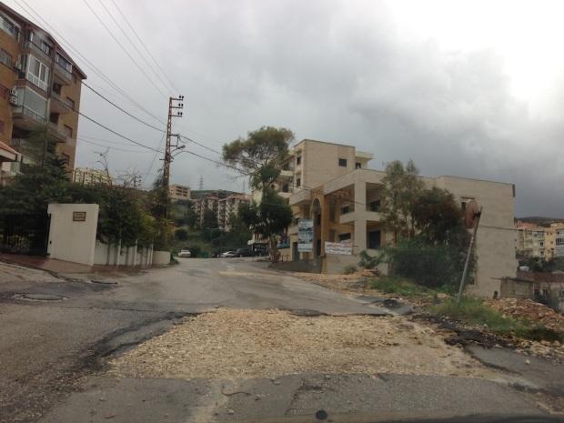 Batroun Road Lebanon - 5