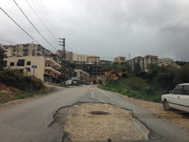 Batroun Road Lebanon - 6