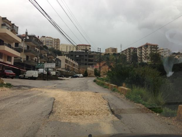 Batroun Road Lebanon - 7