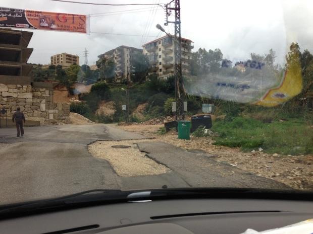 Batroun Road Lebanon - 8