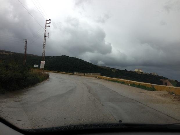 Batroun Road Lebanon - 9