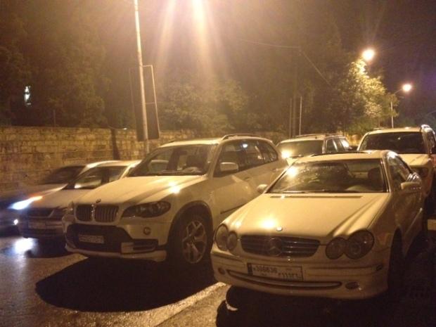 Bliss Street - Triple Parking
