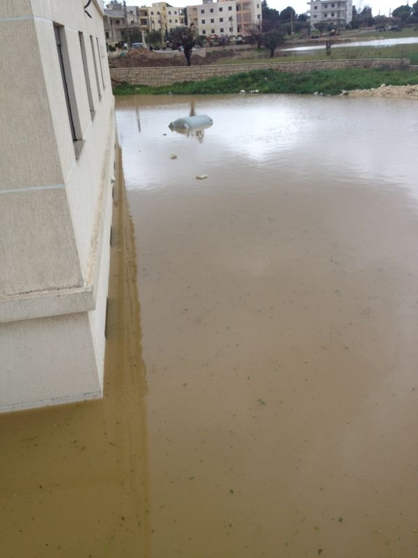 Ebrine Municipality Lebanon storm rain - 4