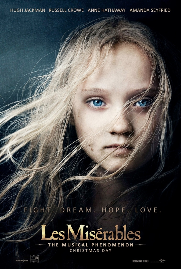 les mis rables 2012 movie review a separate state of mind a blog by elie fares. Black Bedroom Furniture Sets. Home Design Ideas