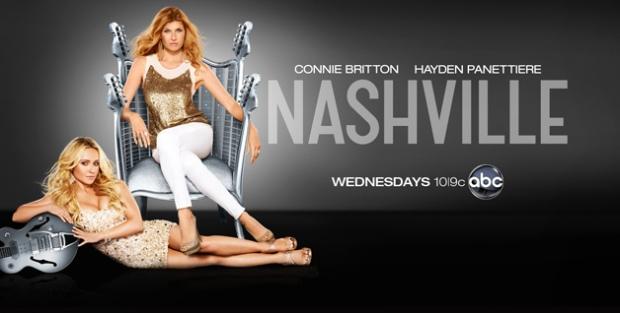 Nashville TV SHow series poster
