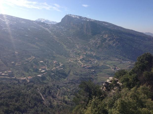 North Lebanon Mountains Cedars - 4