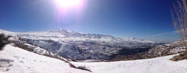 North Lebanon Mountains Cedars - 6