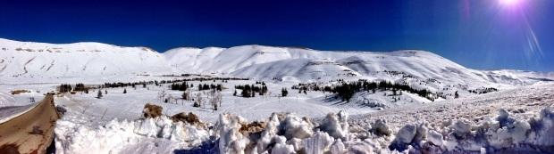 North Lebanon Mountains Cedars - 8
