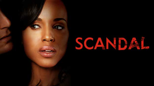 Scandal TV Show series poster