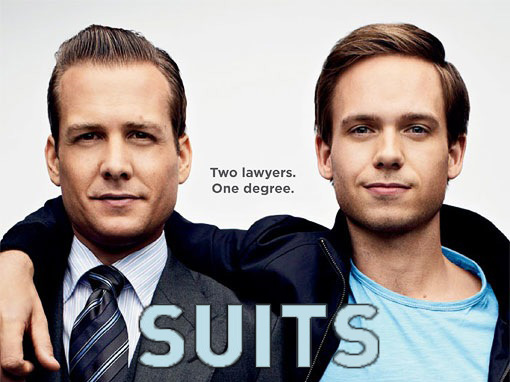 Suits USA TV SHow series poster