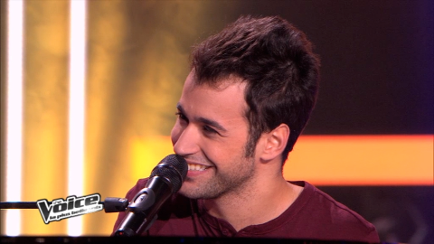 Anthony TOuma The Voice France